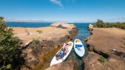 Whakamoenga Point