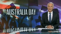 Australia Day flag fail