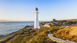 Castlepoint Lighthouse - Photo: TravellingLight/Bigstock.com