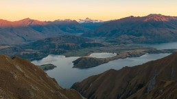 Mount Aspiring from Roys Peak