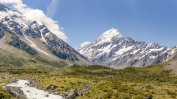 Aoraki/Mount Cook - Photo: Urmas83/Bigstock.com