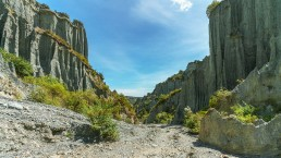 Putangirua Pinnacles - Photo: christian_b/Bigstock.com