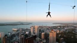 Auckland Skyjump - Photo: Rafael Ben Ari/Bigstock.com