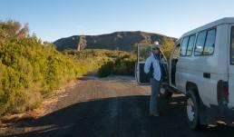 Mount Tarawera 4x4