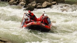 Mohaka white water rafting
