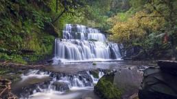 Purakaunui Falls - Photo: nismailm/Bigstock.com