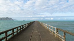 Tolaga Bay Wharf - Photo: PiLens/Bigstock.com