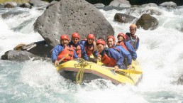 Tongariro rafting - Photo: www.trr.co.nz