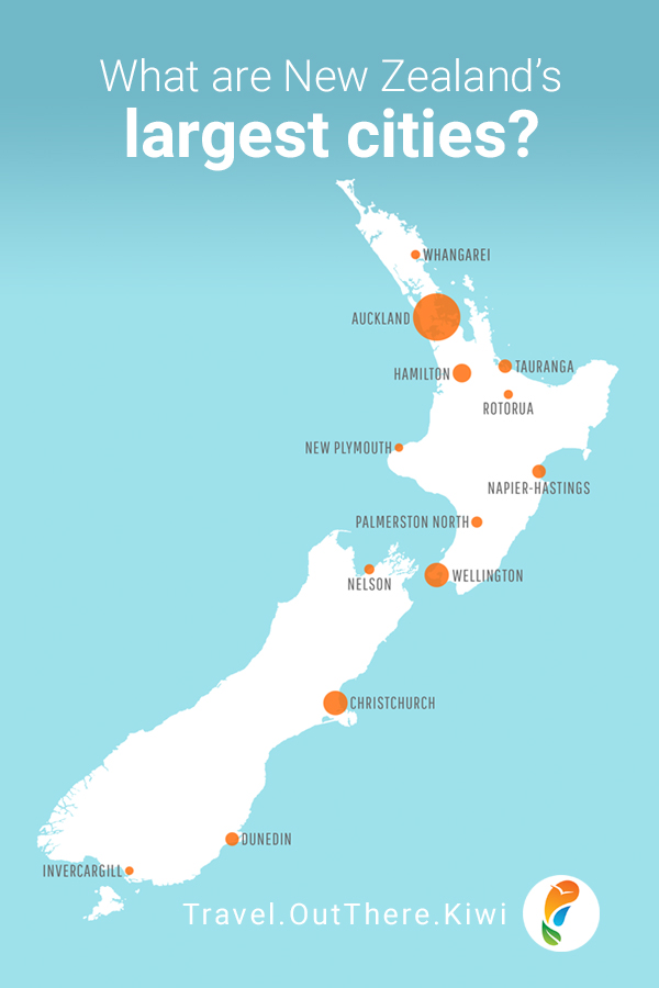 Rotorua New Zealand Map.What Are The 13 Biggest New Zealand Cities Out There Kiwi