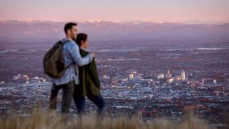 Port Hills Christchurch - Photo: Tourism NZ / Graeme Murray