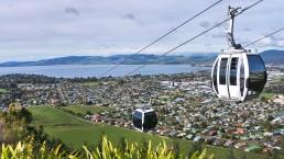 Rotorua cable car - Photo: Bigstock.com / Rafael Ben Ari