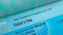 New Zealand visa - Photo: Bigstock.com / ceazars
