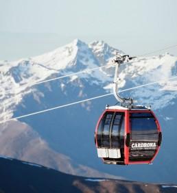 Cardrona gondola - Photo: Cardrona.com